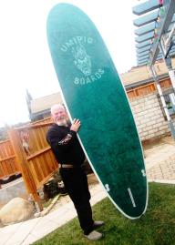 Jimmy's 2nd Umipig Boards SUP